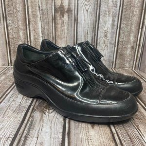 Cole Haan patent leather waterproof clogs - Luna - size 6.5